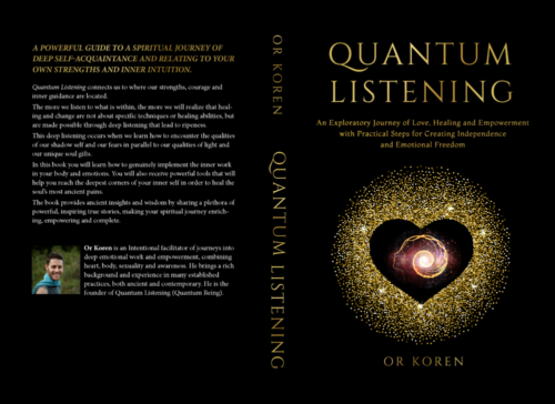 The Book of Quantum Listening by Or Koren